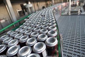 carbonated beverage production